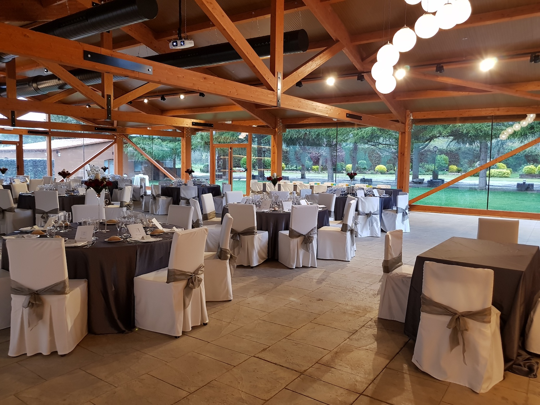 Gran salón ideal para tu boda - Miravent Bodas