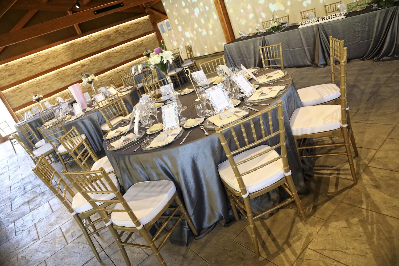 Ámplio salón para bodas para 250 comensales - Miravent Bodas